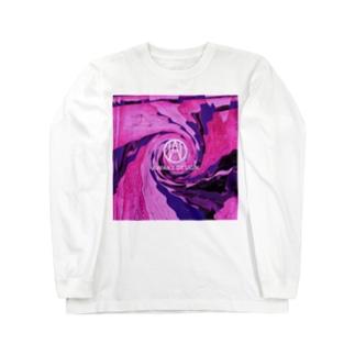 AWAKE_DESIGNのawake342 Long sleeve T-shirts