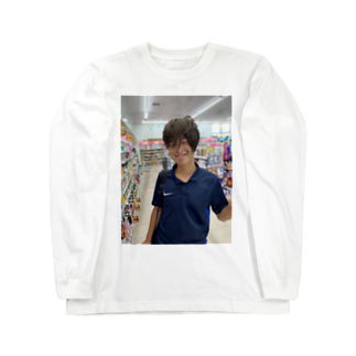 Yukiのひとのかお2 Long sleeve T-shirts
