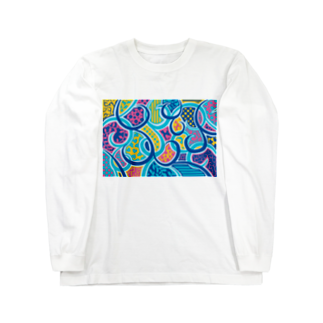 kanart のNo.7 Long sleeve T-shirts