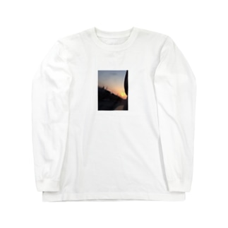 ゆうひ Long sleeve T-shirts
