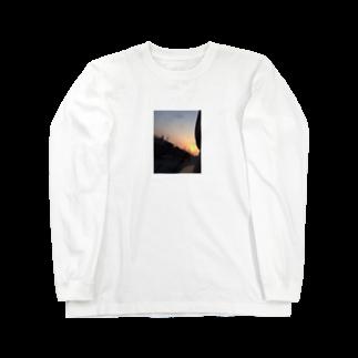 むらただいちのゆうひ Long sleeve T-shirts