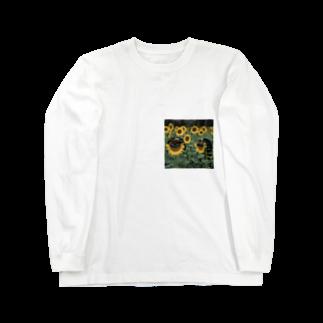___Ru____の太陽BOYS Long sleeve T-shirts