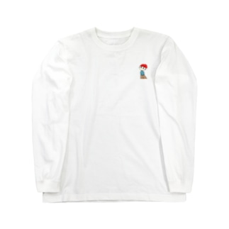 赤髪 Long sleeve T-shirts