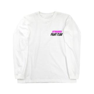 秋葉原ファイトクラブ Long sleeve T-shirts