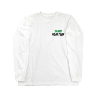 巣鴨ファイトクラブ Long sleeve T-shirts
