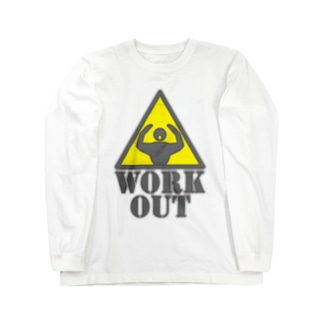 Workout Long sleeve T-shirts