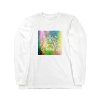 門字MONJI02 Long sleeve T-shirts