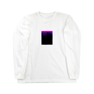 M_SabarabaのEGON01 Long sleeve T-shirts