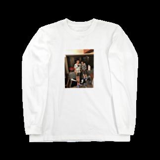 sou_nnnnのn Long sleeve T-shirts
