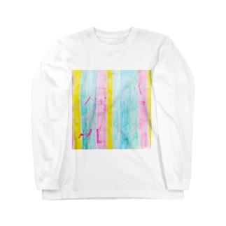 何処へ Long sleeve T-shirts