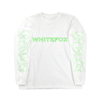 白狐てんのWhiteFox Long sleeve T-shirts
