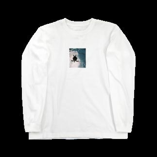 _O4muのウミガメ Long sleeve T-shirts