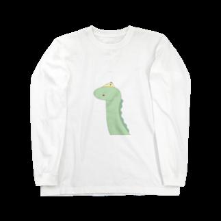 harurinko / はるりんこのくちびるかいじゅう Long sleeve T-shirts