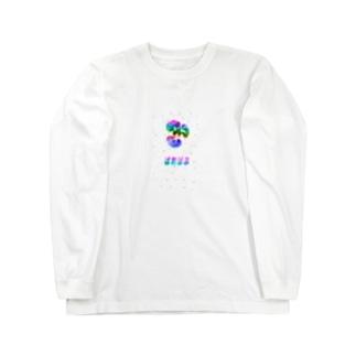 くそバオバオ Long sleeve T-shirts