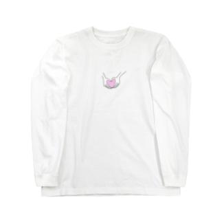 はーと❤ Long sleeve T-shirts