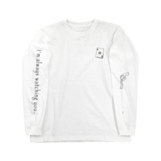 Funny clown LongTシャツ Long sleeve T-shirts
