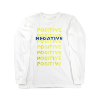POSITIVE Long sleeve T-shirts