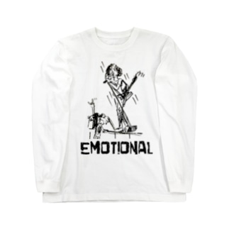 Emotional Long sleeve T-shirts