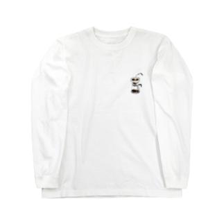 コーヒー Long sleeve T-shirts