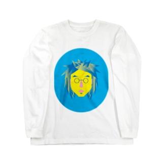 ドレッドTシャツ丸 Long sleeve T-shirts