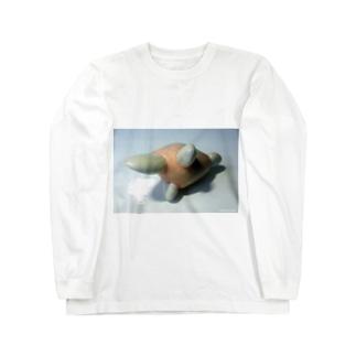 スキンシップシリーズ Long sleeve T-shirts