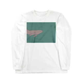 なつ Long sleeve T-shirts