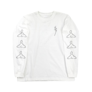c.g.yung_L/S Tee_No.1 Long sleeve T-shirts