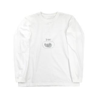 こちび Long sleeve T-shirts
