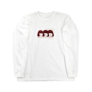 okesho_simasho Long sleeve T-shirts