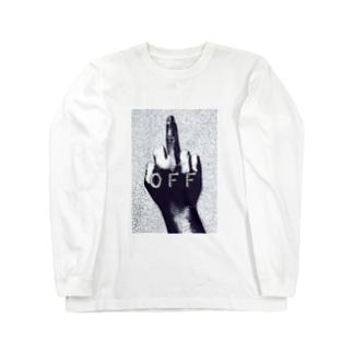 fuck off T-shirt Long sleeve T-shirts