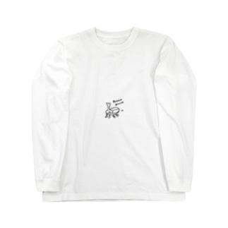 カブトT Long sleeve T-shirts