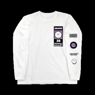Gurin.のOBK Long sleeve T-shirts