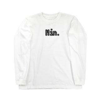 スーパーミンドットブラザーズ。 Long sleeve T-shirts