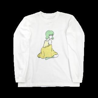 並河 泰平のSABASABA GIRL Long sleeve T-shirts