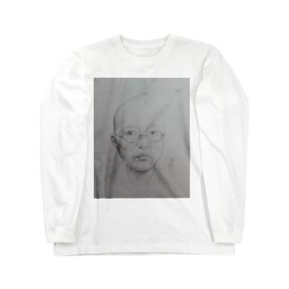 よんじゅ頭丸めT Long sleeve T-shirts
