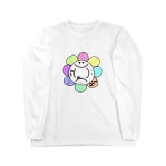 はーながさいた!~笑っている君が好き〜 Long sleeve T-shirts