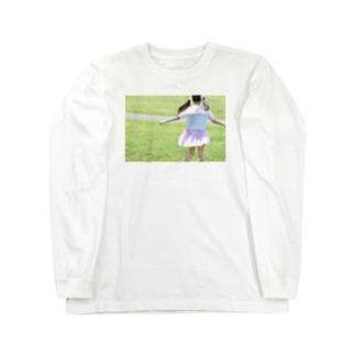 少女 Long sleeve T-shirts