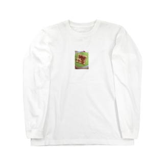 自炊 Long sleeve T-shirts