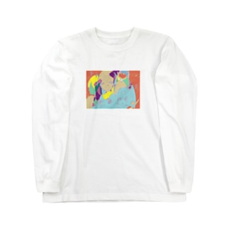 からふる Long sleeve T-shirts