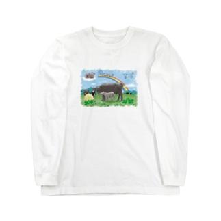 We hope… Long sleeve T-shirts