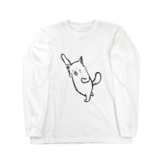 ノラ Long sleeve T-shirts