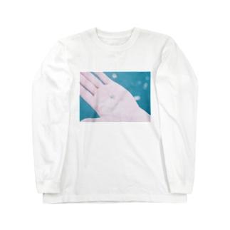 夏の日 。 🐚 Long sleeve T-shirts