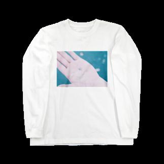 梅の夏の日 。 🐚 Long sleeve T-shirts