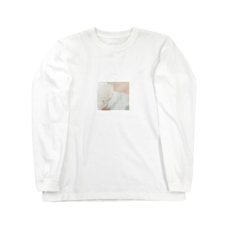 ペンキTEE Long sleeve T-shirts