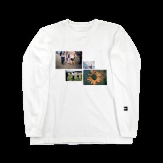 aibaachanのchill ロング スリーブ Tシャツ Long sleeve T-shirts