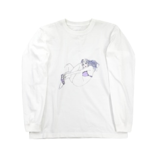 ランジェリー Long sleeve T-shirts