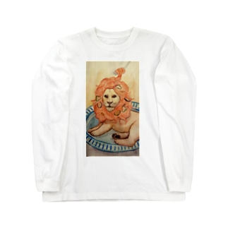 ナポリタンらいおん Long Sleeve T-Shirt