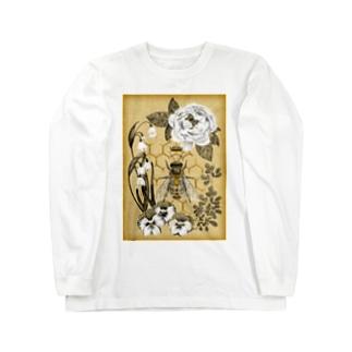 QUEEN2 Long sleeve T-shirts