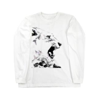 虎 Long sleeve T-shirts