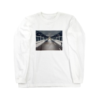 浜松町 Long sleeve T-shirts